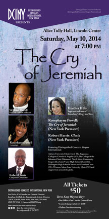 051014 Cry of Jeremiah Poster
