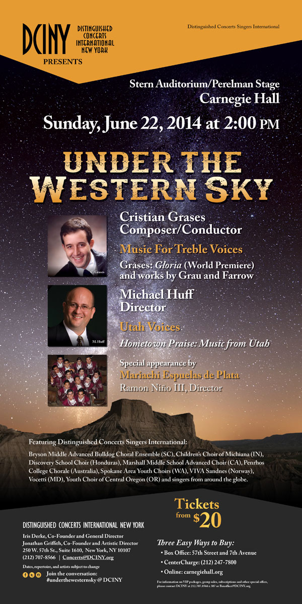 062214 Under the Western Sky poster
