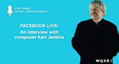 Click here to watch a live Q&A with WQXR